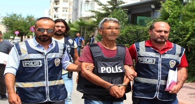 Antalya'da müteahhidi öldüren sanığa müebbet hapis