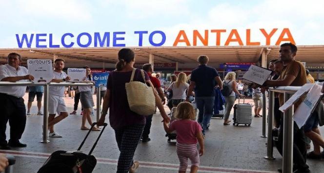 Antalya 2019 turizm hedefini yakaladı