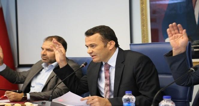 Kaş Belediyesinde Yılın İlk Meclisi