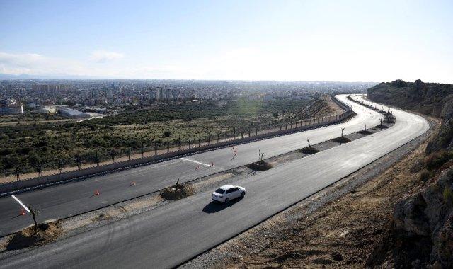 Antalya manzaralı bulvara Türkeş'in ismi verildi