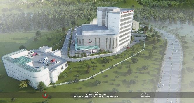 Kumluca hastanesine ek bina yapılacak