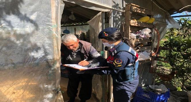 Kumluca'da 1 milyon 660 bin TL dağıtıldı