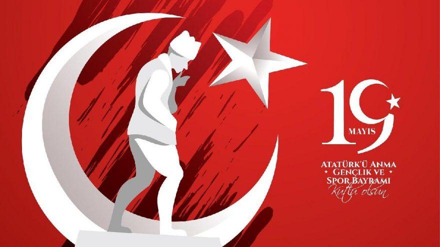 19 Mayıs Atatürk'ü Anma, Gençlik ve Spor Bayramı mesajları…Resimli en güzel 19 Mayıs mesajları ve şiirleri!