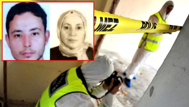 Annesini öldürüp, polise teslim oldu
