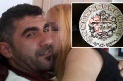 Karısının kendisini belediye başkanıyla aldattığını iddia eden adamın evli başka bir kadınla ortak bilekliği ve tabağı da ortaya çıktı