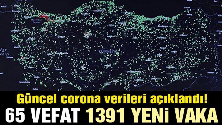 Son dakika… Türkiye'deki güncel corona verileri açıklandı! İşte 30 Eylül tablosu