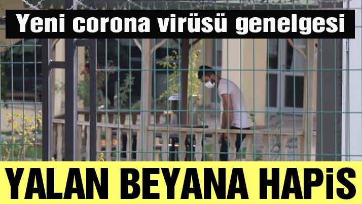 Son dakika! İçişleri Bakanlığı'ndan yeni 'corona virüsü' genelgesi