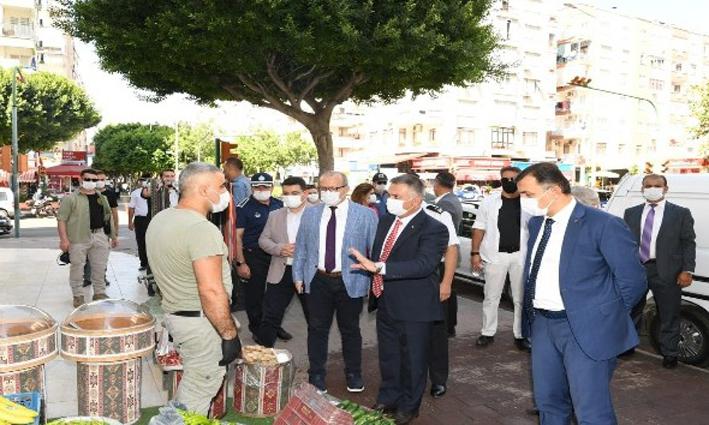 Antalya vaka sayılarının nüfus oranlamasında 54. sırada