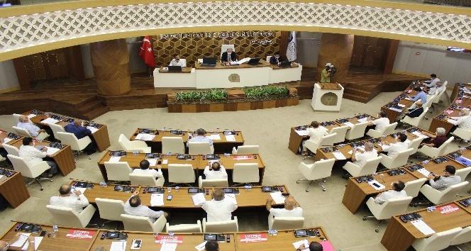 Büyükşehir Belediyesi Eylül ayı meclis toplantısı