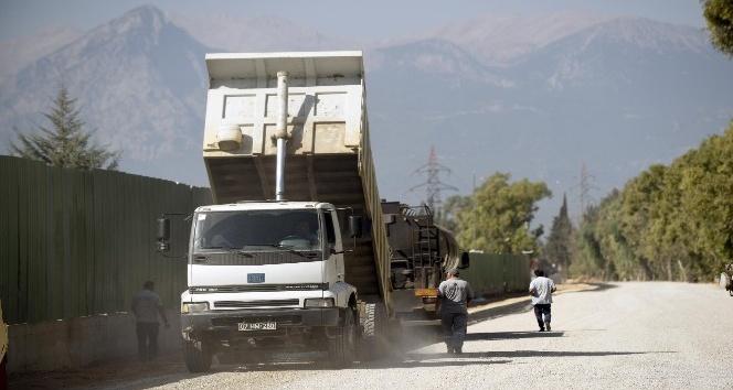 Kepez'de 5 Temmuz Kurtuluş Caddesi genişletiliyor