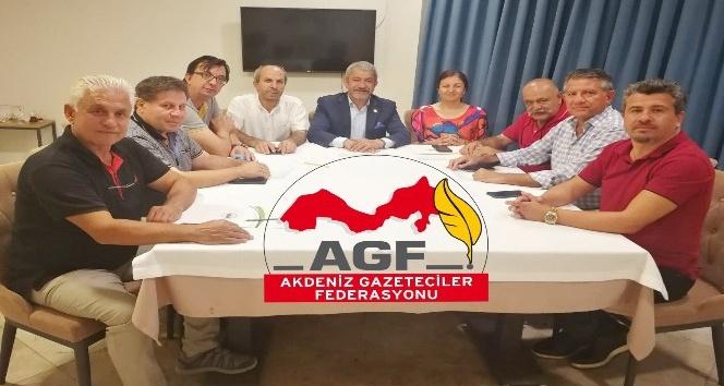 Akdeniz Gazeteciler Federasyonu 7 yaşında