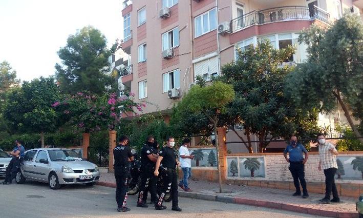 Antalya'da bir kadını silahla tehdit eden şüpheli adli kontrolle serbest bırakıldı