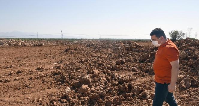 Antalya Orman Çiftliği ekime hazırlanıyor