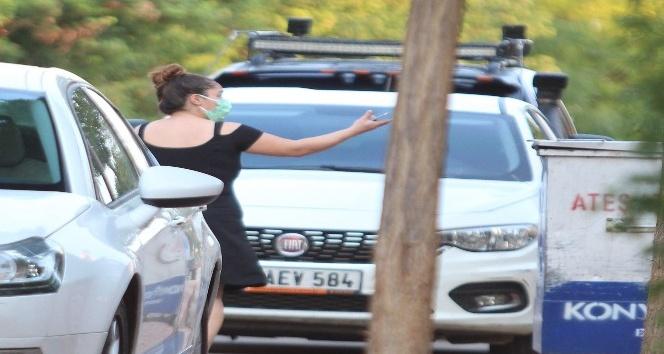 Evli kadını silahla tehdit eden şüphelinin serbest bırakılmasına savcılık itirazı