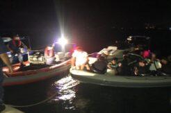 30 düzensiz göçmeni Kıbrıs'a götürmeye çalışan insan taciri tutuklandı