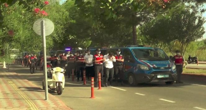 Lüks otellerin kopya internet sitesiyle 22 milyon liralık tatil dolandırıcılığına 12 tutuklama