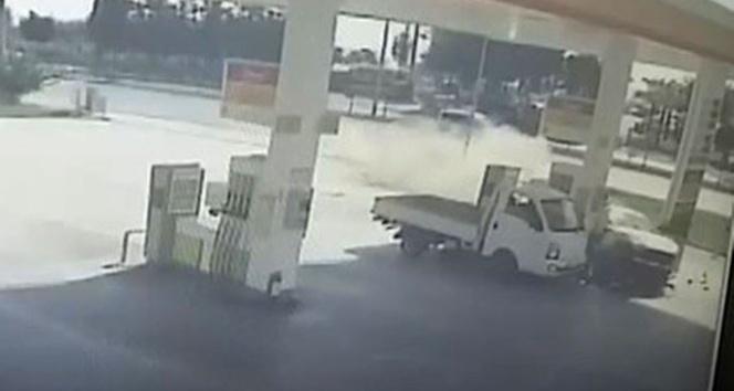 Alanya'da 9 yaşındaki çocuğun öldüğü kazanın sürücüsü tutuklandı