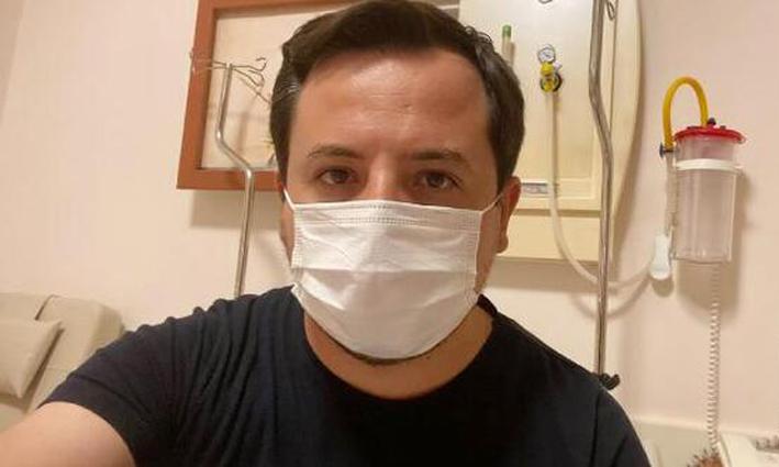 AK Parti İlçe Başkanı ve ailesi koronavirüse yakalandı