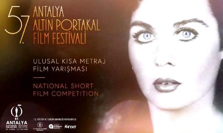 Altın Portakal'ın bu yıl afiş yüzü Fatma Girik