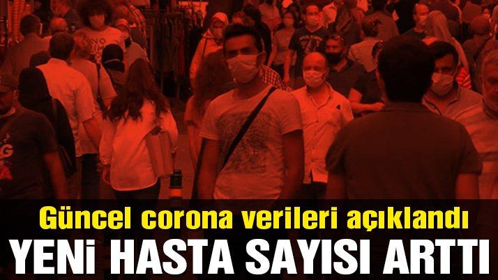 Son dakika… Türkiye'deki güncel corona verileri açıklandı! İşte 5 Ekim tablosu