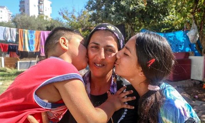 Hayat mücadelesi veren anneden yardım çığlığı: Çocuklarımla sokakta kalmak istemiyorum