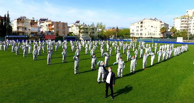 """Muratpaşa, """"En İyi Uygulama"""" ödülüne aday gösterildi"""