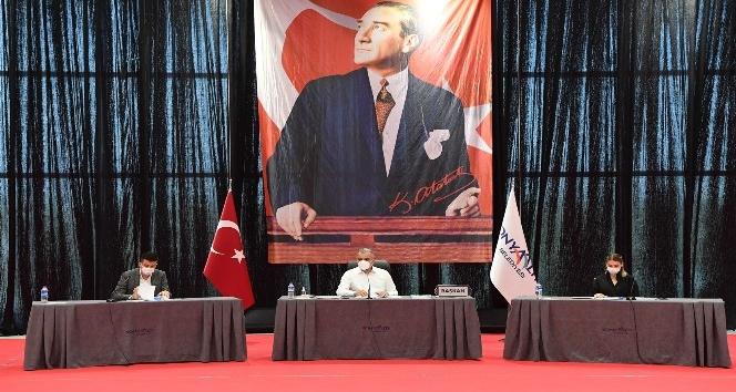 Konyaaltı Meclisi'nden Azerbaycan'a destek