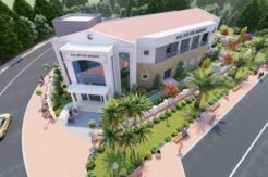 Kaş'ta kültür merkezi ihaleye çıkıyor