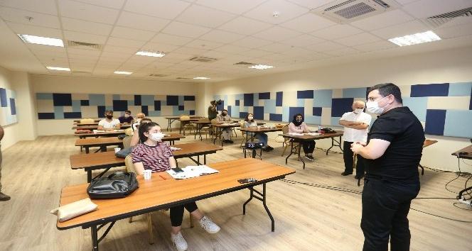 Kepez Yabancı Diller Akademisi'nde 2. dönem