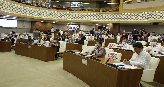Büyükşehir belediyesinin Ekim ayı meclis toplantısı