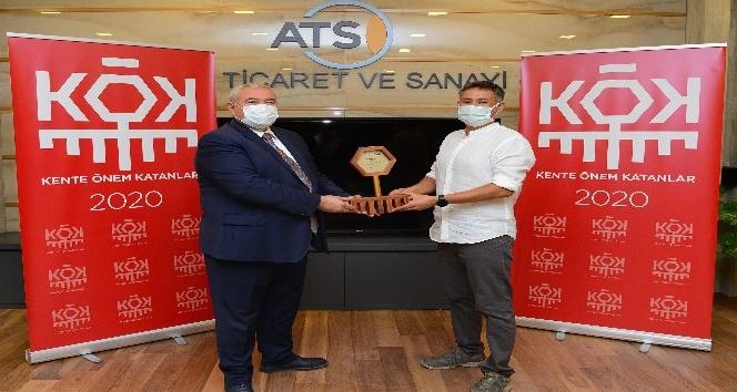 ATSO KÖK ödülleri sahipleriyle buluşuyor