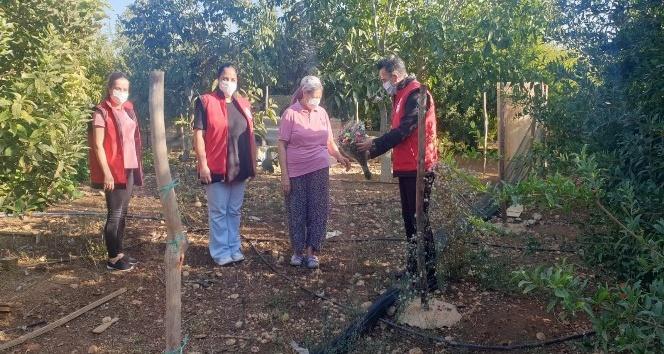 """Kadın çiftçiler: """" Devlet teşviklerinden yararlanıp tarımı hep birlikte yaşatalım"""""""