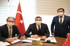 ALKÜ'de işçiler için toplu sözleşme imzalandı