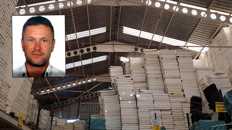 Tamir için çıktığı çatıdan düşen işçi öldü