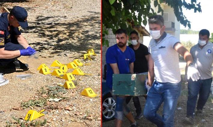 Akrabalarını kurşuna dizen sanık, kabaklarına bakmadıkları için 10 kişiyi ölüm listesine almış