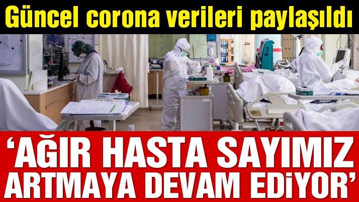 Son dakika… Bakan Koca, coronadan kaynaklı can kaybı ve yeni hasta sayısını açıkladı! İşte 24 Ekim tablosu…