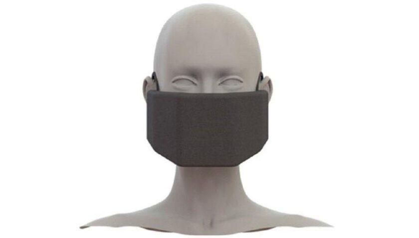 Corona virüsü öldüren maske tasarladılar
