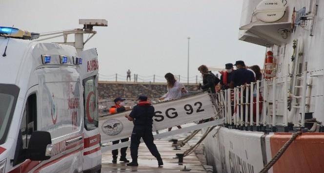 Alanya'da 1 turistin öldüğü tekne kazası sonrası kaptan gözaltında