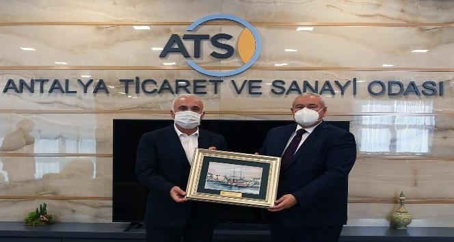 Başkan Çetin'den küçük otellere renovasyon kredisi talebi