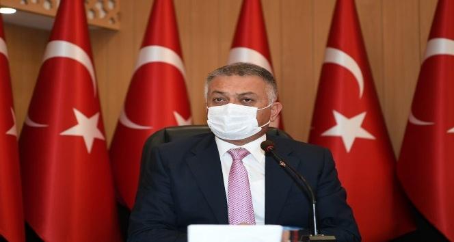 Vali Ersin Yazıcı'dan 10 Kasım mesajı