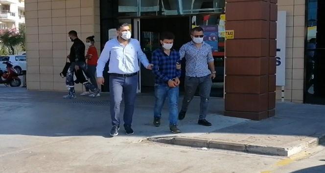 Alanya'da hakkında 20 yıl hapis cezası bulunan suç makinesi yakalandı