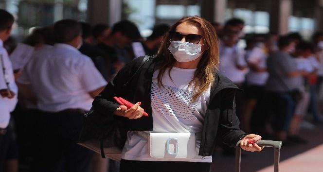 Antalya 3 milyon 356 bin turist ağırladı