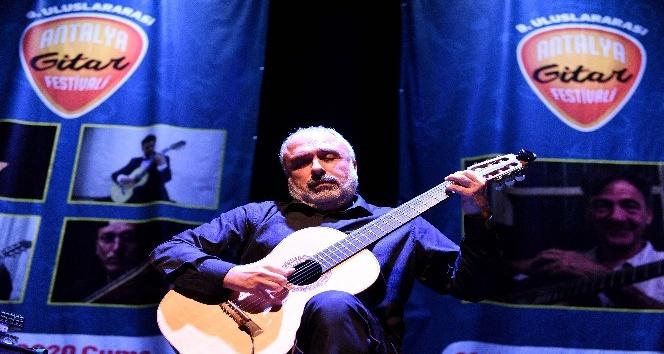 Uluslararası Antalya Gitar Festivali başladı
