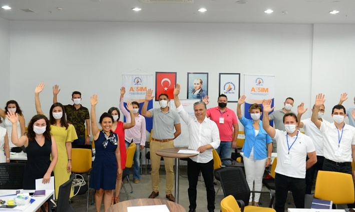 Muratpaşa'dan uluslararası proje