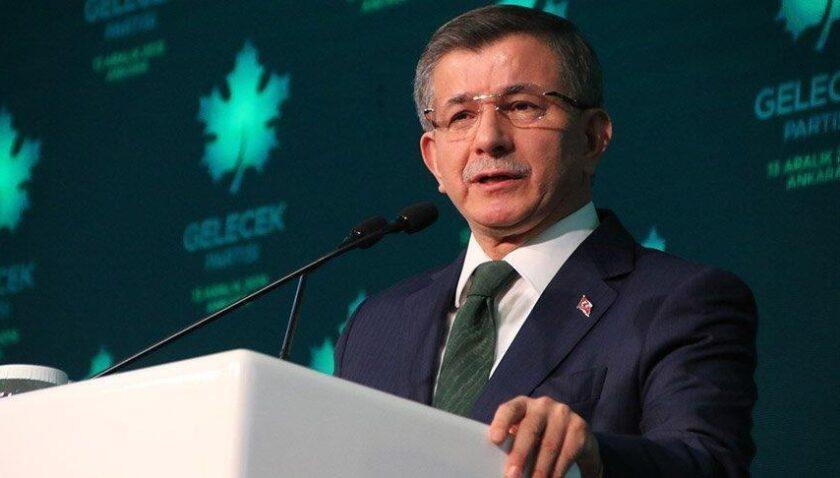 Son dakika… Ahmet Davutoğlu'nun corona testi pozitif çıktı