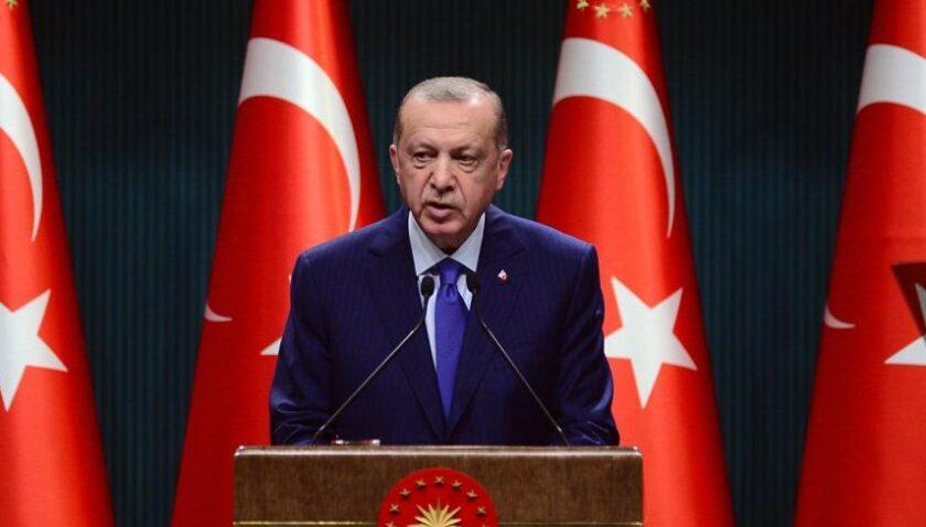 Son dakika… Erdoğan yeni corona virüsü tedbirlerini açıkladı