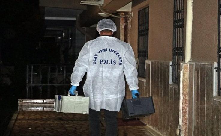 Antalya'da Ukraynalı kadının evinde şüpheli ölümü