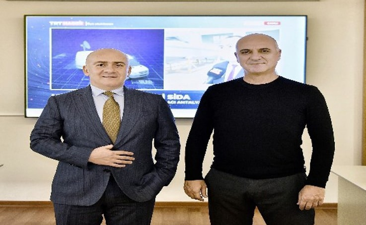 Antalya OSB'den yerli ve milli SİDA'ya destek