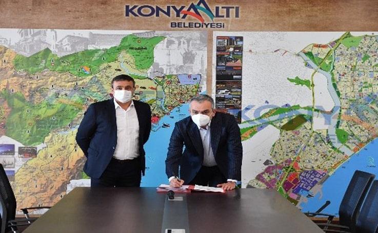 Konyaaltı Belediyesinde asgari ücret 3 bin 200 lira oldu