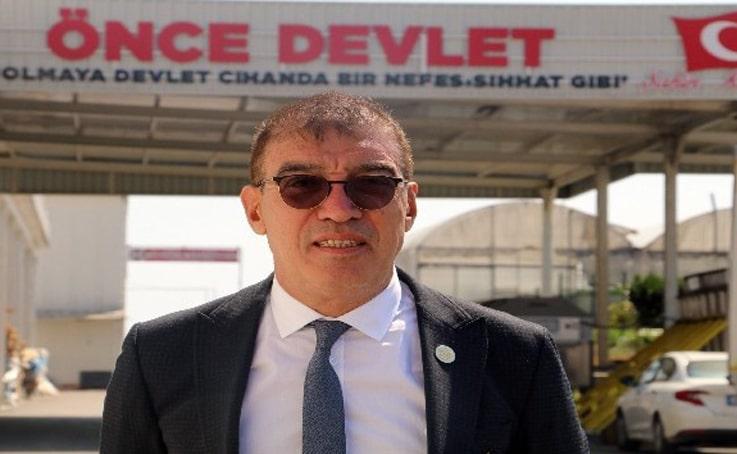 """Şahin Kırbıyık: """"Tarsus İdmanyurdu üst ligleri hak ediyor. """""""